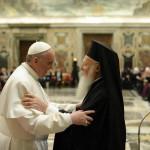 Pope Francis n Bartholomew I