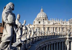 Basilica-di-San-Pietro-Kolonnada
