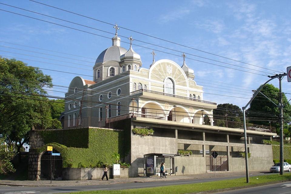 Храм Івана Хрестителя у Куритибі