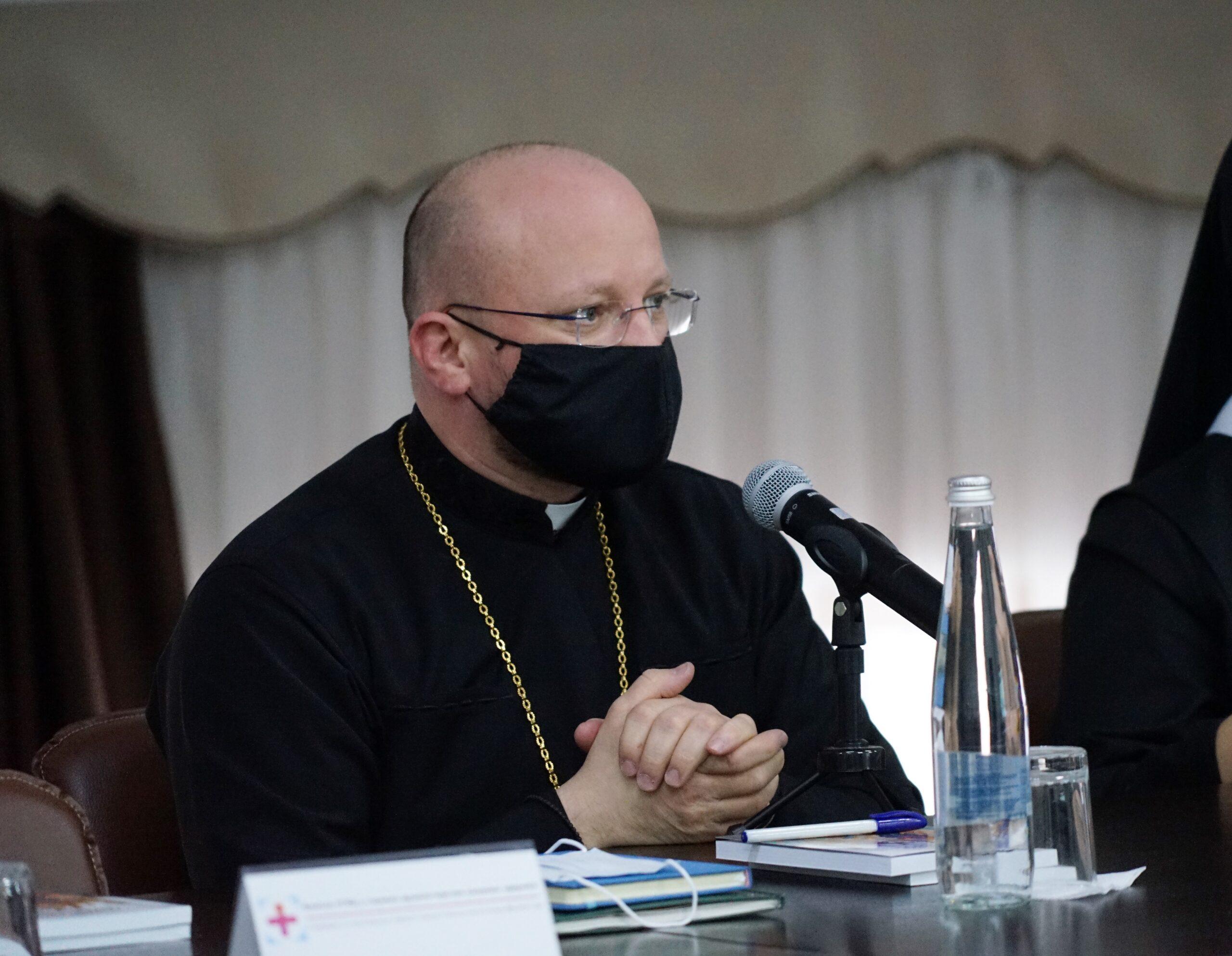 Перспективи розвитку медичного капеланства в Україні обговорили під час круглого столу у Львові_1
