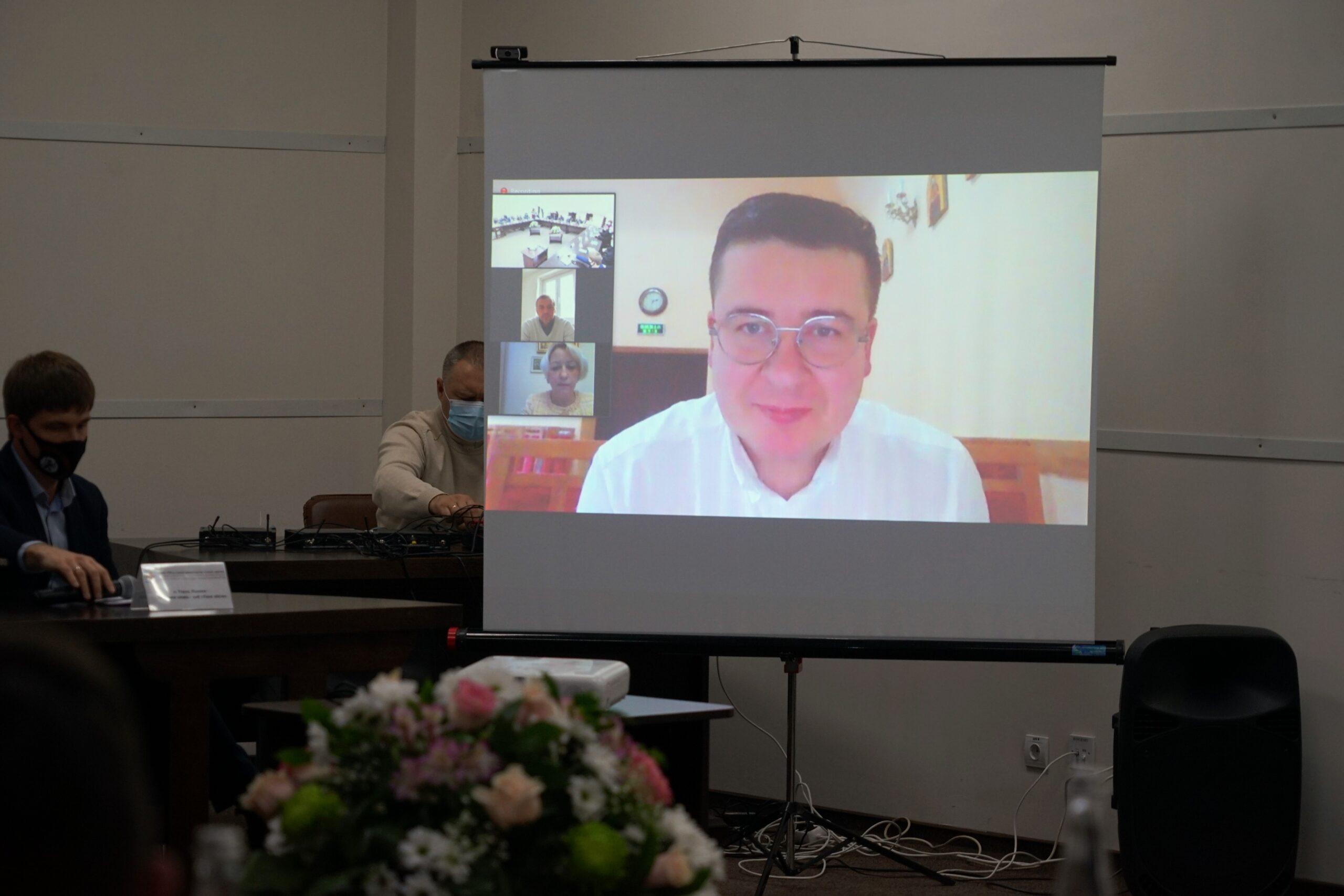 Перспективи розвитку медичного капеланства в Україні обговорили під час круглого столу у Львові_5