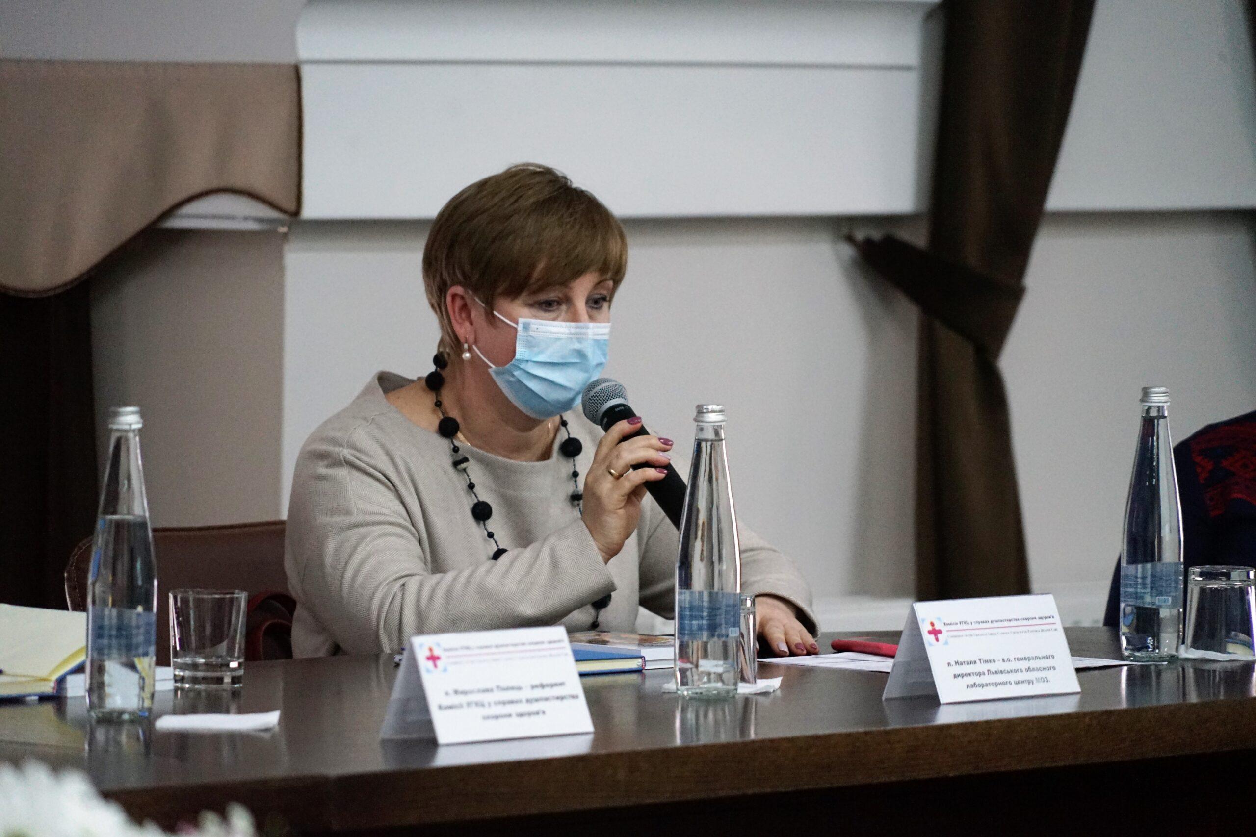 Перспективи розвитку медичного капеланства в Україні обговорили під час круглого столу у Львові_8