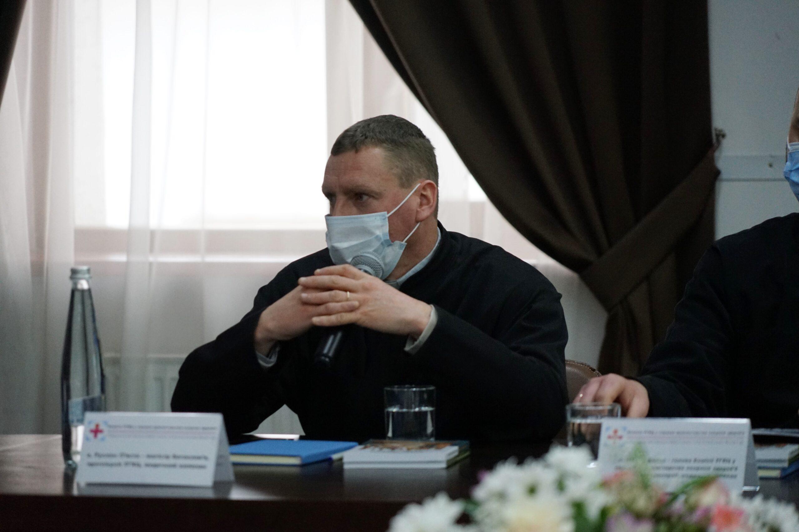 Перспективи розвитку медичного капеланства в Україні обговорили під час круглого столу у Львові_9