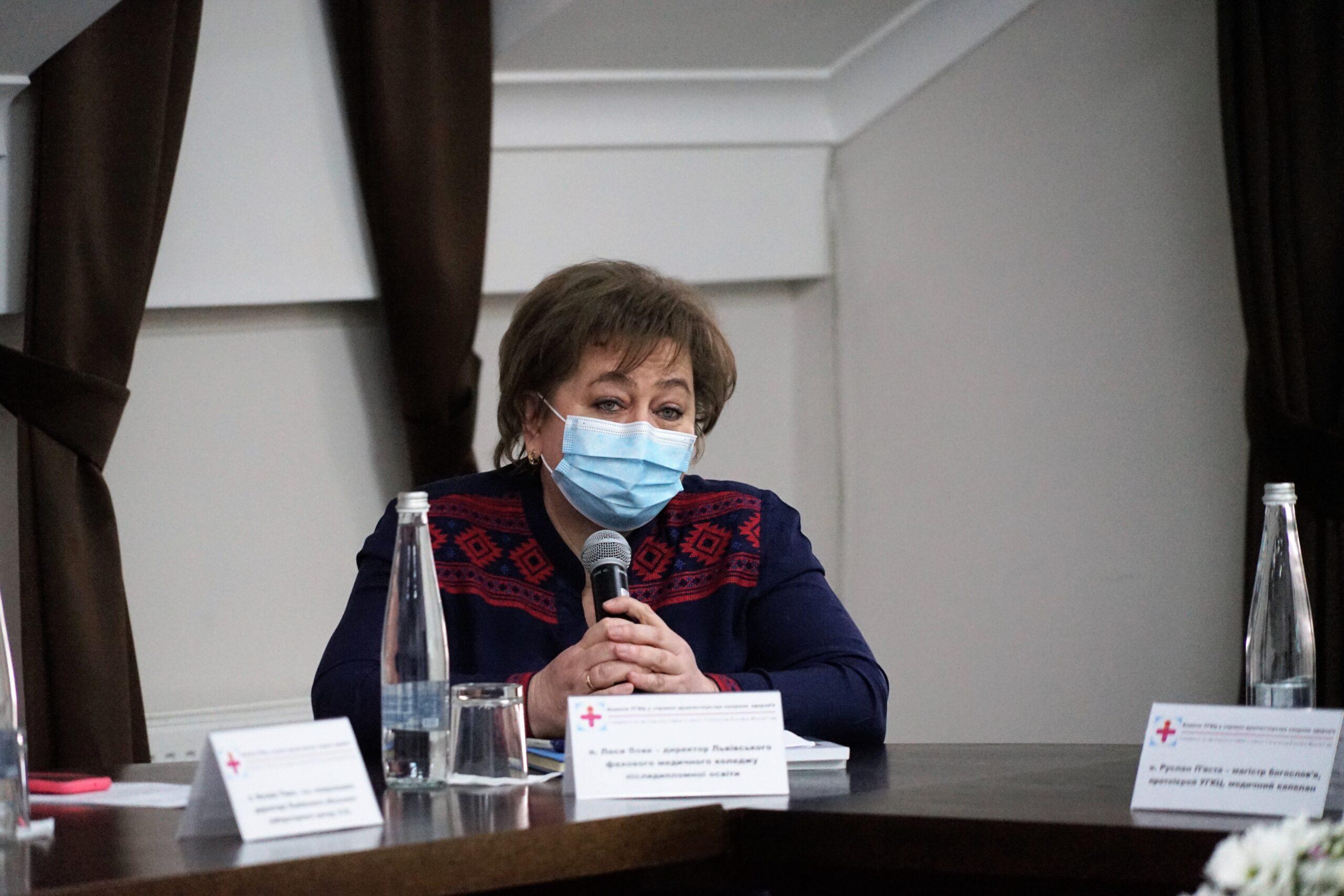 Перспективи розвитку медичного капеланства в Україні обговорили під час круглого столу у Львові_13