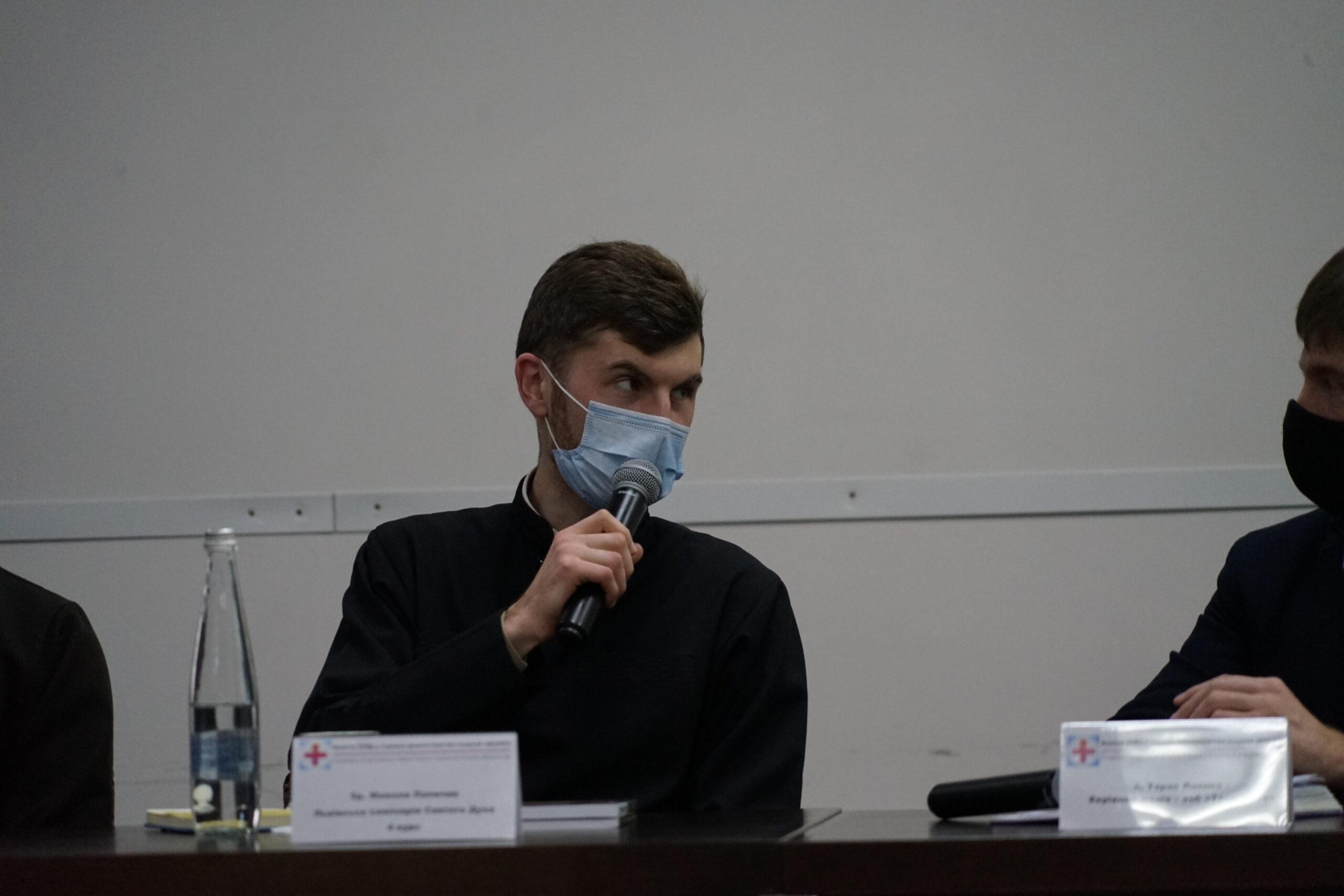 Перспективи розвитку медичного капеланства в Україні обговорили під час круглого столу у Львові_16