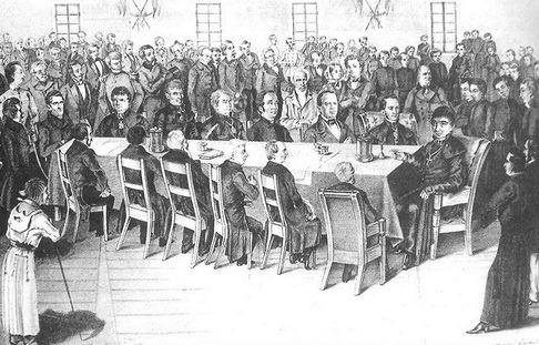 Засідання Головної Руської Ради