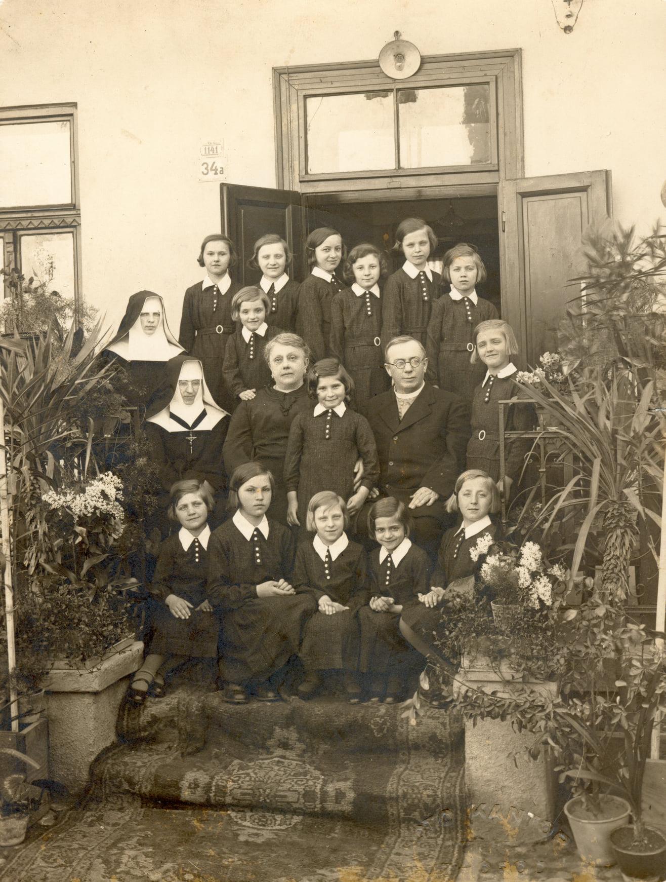 102-річна монахиня. Сестра Василіанка, яка пережила підпілля і знала Августина Волошина, святкує день народження